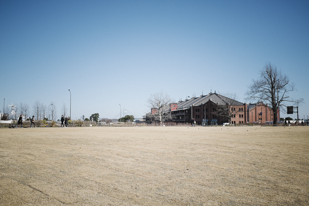 The Red Brick Warehouse